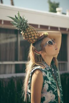 pineapple express. | The Style Skinny