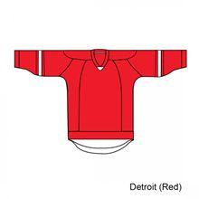 Kamazu FlexxICE 20100 Detroit Red Wings TEAM Adult Hockey Jersey