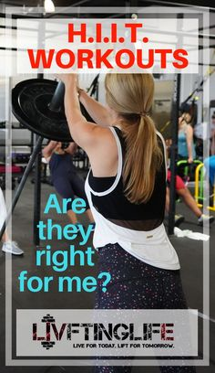 f4f44929c High Intensity Interval Training is an awesome way to get in and out of the  gym