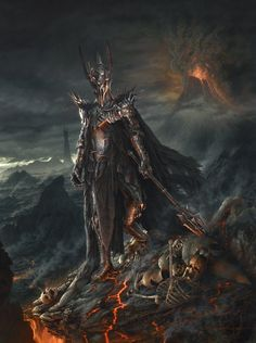 Dark Lord Sauron