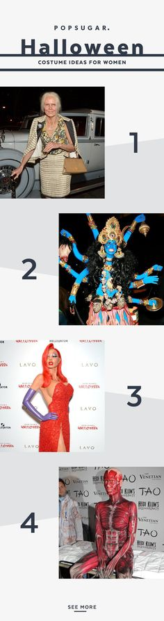 Pin for Later: Look Back at Heidi Klum's Outrageous Halloween Costume Tradition Pin It!