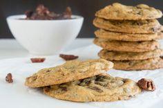 Spicy Pecan Chocolate Chunk Cookies recipe