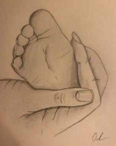 Art Drawings Sketches Simple, Pencil Art Drawings, Love Drawings, Simple Sketch Drawing, Pictures For Drawing, Fun Pictures To Draw, Pencil Sketch Art, Baby Drawing Easy, Pencil Art Love