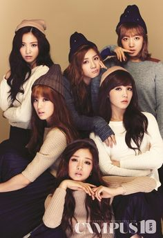 APink Korean # k-pop # k fashion GG's tiny times