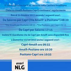 Per ulteriori informazioni relative alla nostra programmazione Vi rimandiamo al sito  www.navlib.it/ita/index.asp