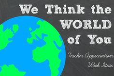 This week is set aside as a chance to recognize the wonderful teachers and staff that make a difference in the lives of our children. Schools all around the nation will be celebrating Teacher Appreciation Week. Parents will be uniting together to show their appreciation. Planning a Teacher Appreciation Week Celebration This year, our school …