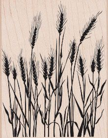 *Hero Arts Designblock SILHOUETTE GRASS Rubber Stamp s5316