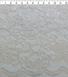 74830dcff0e4 Casa Collection Stretch Lace Fabric -Rosewater Stretch Lace Fabric
