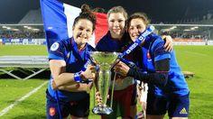 RESUME VIDEO. 6 Nations féminin. La France bat l'Angleterre et remporte le Tournoi - Le Rugbynistère - 18/03/2016
