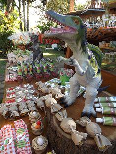 Festa Dinossauros pro Arthur