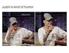 Yeaah I love his humor