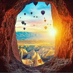 Cappadocia ❤ Turkey