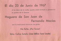 Meigas: Las octavillas de los años 60