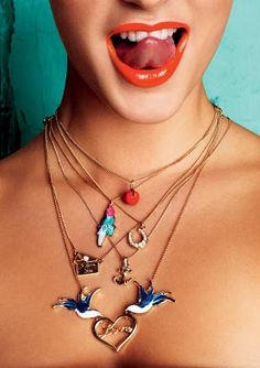 Gorgeous and peppy necklaces by Accesorize ! #Shopping #Chennai
