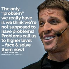 Read the best Tony Robbins quotes to learn how to succeed in life. Tony Robbins' quotes contain profound wisdom to improve your mindset.