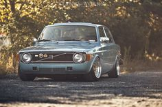(via A Volvo Guy - Greg Keysar and his 1974 Volvo 142 GL - Stance Works)
