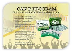 Try our Can B Program Baby Programs, 30 Day, Cleanse, Health And Wellness, Healthy Living, Packaging, Pure Products, Canning, Health Fitness