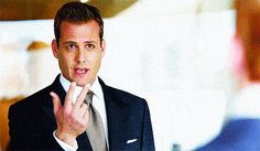 17 Harvey Specter Gifs Guarenteed To Make You Smile