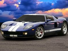 The ford gt, one of my favorite cars of all time.