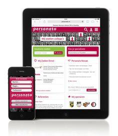 Personato is 'mobile proof'. Onze mobiele recruitment kanalen zijn in 2013 zelfs beloond met de 'Mobiele Recruitment Award'.