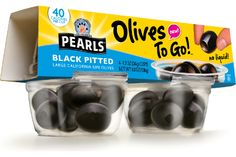 Olives on the go Packaging