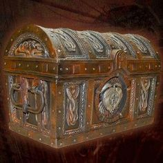 I found 'Dead Man's Chest Limited Edition POTC Replica' on Wish, check it out!
