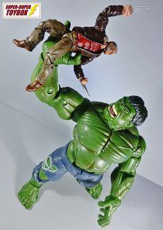 Super-DuperToyBox: Marvel Legends Retro Series Wolverine & Old Man Logan