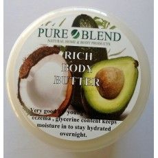 PURE BLEND - hand made organic and natural range of body and home care products that were not only affordable for all but also used high quality ingredients Lip Care, Body Care, Feet Care, Body Butter, Moisturizer, Pure Products, Moisturiser, Foot Care, Bath And Body