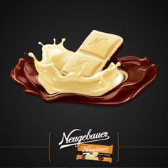 ECONUTRI Produtos Naturais: Chocolate Petro e Branco é NEUGEBAUER