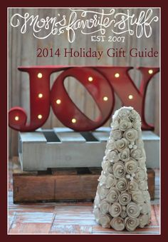 2014 Holiday Gift Guide With Gift Ideas for Adults and Kids