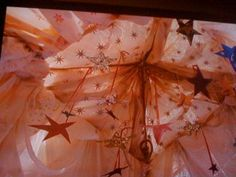 Canopy tent from the holiday movie
