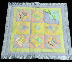 Fisher Price Nature Bearries Summer Meadow Play Quilt Replacement Tummy Time Mat
