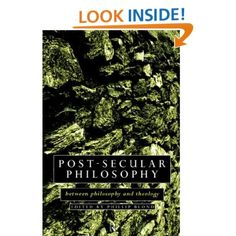 Amazon.com: Post-Secular Philosophy: Between Philosophy and Theology (9780415097772): Philip Blond: Books Blond, Philosophy, Roots, Amazon, Search, Amazons, Riding Habit, Searching, Philosophy Books