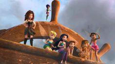 Regarder Clochette et la fée pirate voire en streaming Film en Entier VF gratuit