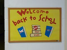 welcome tag board for school - Google Search