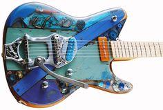 Spalt Instruments - Totem guitar