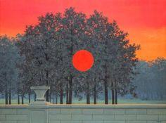 """colin-vian: """" The Banquet (1958), René Magritte. """""""