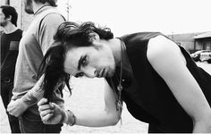 All American Rejects By Stephen Lipman. An American alternative rock band formed in Stillwater, Oklahoma in Tyson Ritter, Alternative Rock Bands, Pissed Off, Him Band, Fall Out Boy, Great Bands, Man Crush, Gorgeous Men, Beautiful