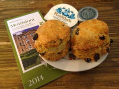4.5 out of 5 for the magnificent Mottisfont scones!