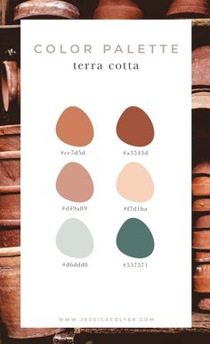 home decor living room color schemes Colors — Jessica Colyer Colour Pallete, Colour Schemes, Color Combos, Earthy Color Palette, Warm Color Palettes, Summer Colour Palette, Beach Color Schemes, Rustic Color Schemes, Coastal Color Palettes
