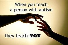 Yea,Life shared Autism Awareness's photo. They also inspire you ..... they inspired me to create Yea,Life! so I could help outside my classroom not just in. : )