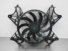 #2196 - 2015 15 16 Polaris RZR 900 S 900S  Radiator Fan  352 Miles