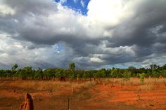 On the drive from Weipa to Napranum Photo by Constable Cidade