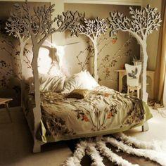 Kreative-Schlafzimmer Deko-Ideen 2015