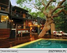 Chciałbym w przyszłości taki dom. Będę dążyć do celu!