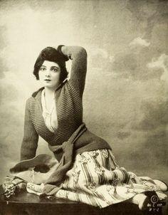 Marie Doro silent film star