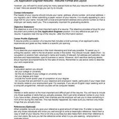 sle cover letter for application sle template
