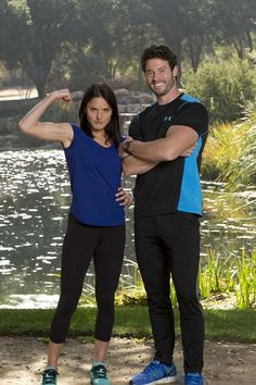 Aly Dudek will be on the Amazing Race!!! Congratulations to my leanspiration!
