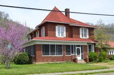 Archer House in Johnson County, Kentucky.