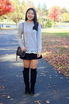 Looks by Lau: Lovely Layering